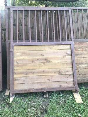 Fence Panel for Sale in Humble, TX