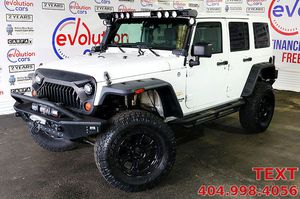 2013 Jeep Wrangler Unlimited for Sale in Conyers, GA