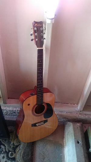 Hohner guitar acoustic for Sale in Mission Viejo, CA