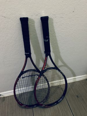 Prince tennis rackets for Sale in Dallas, TX
