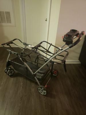 Maclaren and Baby Trend Double Stroller for Sale in Fairfax, VA