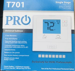 Brand new Thermostat System for Sale in Danvers, MA