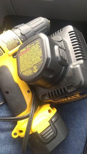 Hardly used DeWalt drill for Sale in Baytown, TX