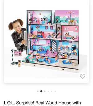 LOL Doll house with some furniture included . for Sale in Avondale, AZ