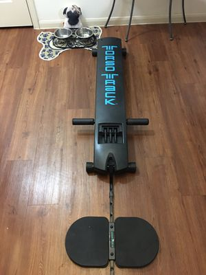Torso Track Core Abdominal Exercise Machine - Excellent Condition for Sale in Lewisville, TX