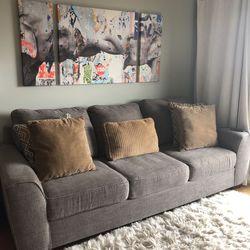 """100"""" Square Arm Sofa for Sale in Atlanta,  GA"""