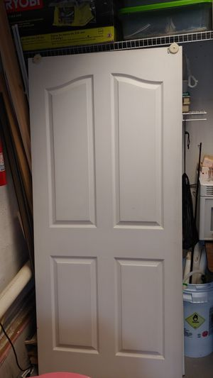 Sliding closet doors( 2) total for Sale in Seabrook, NH