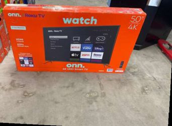ONN 100012585 50in tv 🔥🔥🔥 DC for Sale in Houston,  TX