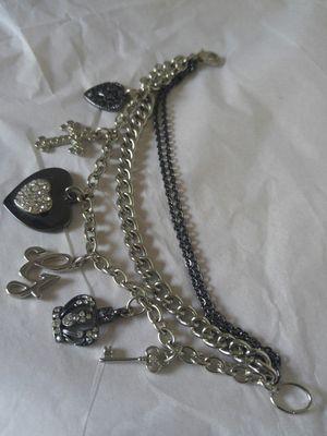 Bracelet With Sharms for Sale in Farmington, UT
