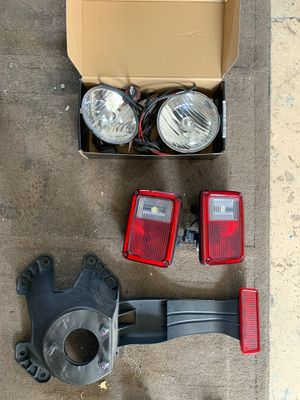 OEM Jeep Jk Rubicon Parts for Sale in Huntington Beach, CA