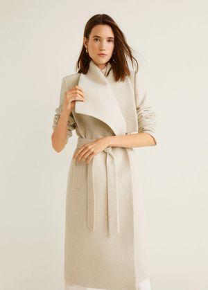Wide lapel wool-blend coat for Sale in Sterling, VA