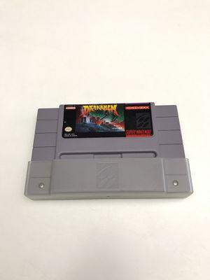 Drakkhen Super Nintendo SNES for Sale in Snohomish, WA