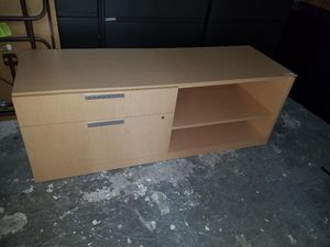 TV stand $50 (good condition) for Sale in Houston, TX