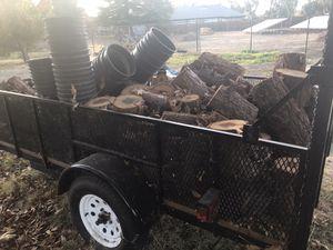Cut cedar fire wood for Sale in Tracy, CA