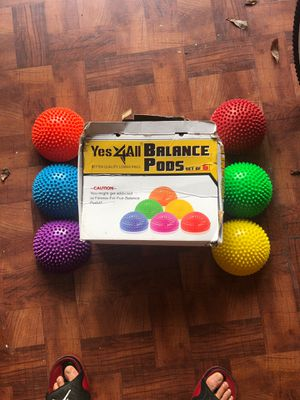 Kids Game - Balance Pods Yes4All - Fun Aerobic Game! for Sale in Orlando, FL