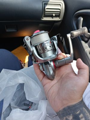 Optix Fishing Reel for Sale in Baltimore, MD