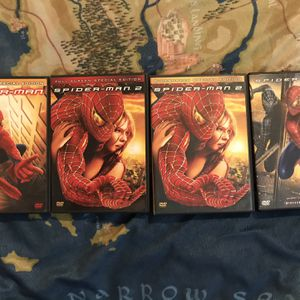 Spider-Man DVDs for Sale in Everett, WA