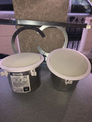 JBL Ceiling Speakers model 26CT 2 way for Sale in Carson, CA