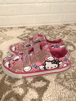 Girl's Hello Kitty Shoes for Sale in Moselle, MS
