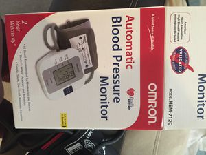 Omron blood pressure monitor for Sale in Las Vegas, NV