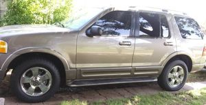2003 ford explorer limited 3rd row setting for Sale in Abilene, TX