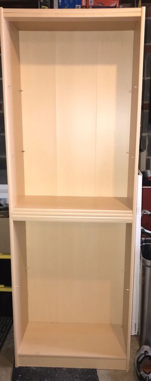 Used Tall Bookshelf with 4 shelves. Great Condition. for Sale in Fort Belvoir, VA