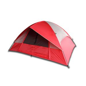 5 Person Camping Tent, Red/Gray or Blue/Gray for Sale in Peoria, AZ