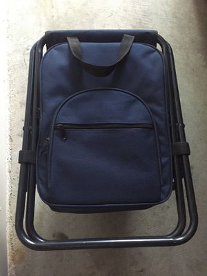 Folding Backpack/Chair for Sale in Denver, CO