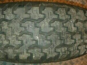 Goodyear Wrangler Tires Used for Sale in Los Alamitos,  CA