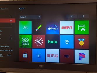 55 Inch Sony Plasma Tv for Sale in Chicago,  IL