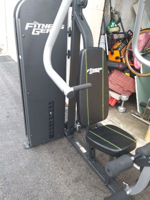 Fitness gear home gym for Sale in Tampa, FL