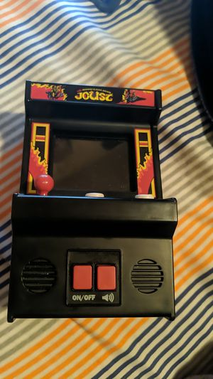 Mini joust arcade game for Sale in Columbus, OH