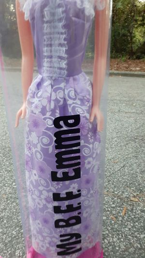 Emma doll, a good gift for your loved one, new at $ 25 for Sale in Raleigh, NC
