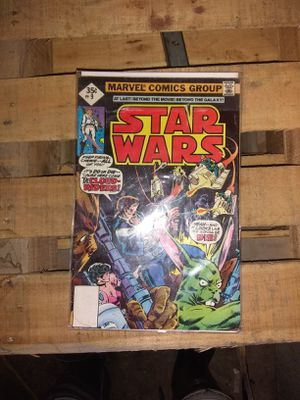 1977 Star wars comic #9 for Sale in Visalia, CA