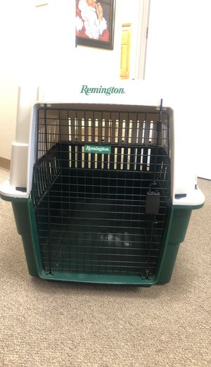 Kennel Aire Extra Large Remington Plastic Dog Crate for Sale in Eustis, FL