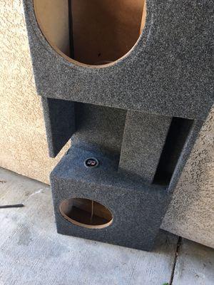 Speaker Housing For Truck for Sale in Fontana, CA