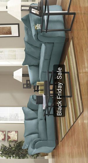 🔥Same Day DeliverySPECIAL] Darcy Sky Living Room Set byAshley for Sale in Baltimore, MD