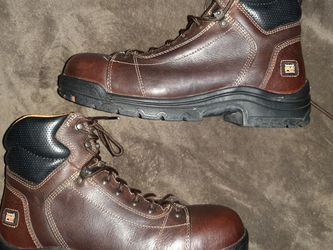 "Timberland Pro Powerfit Titan 6"" Safety Toe Workboot New Condition for Sale in Sapulpa,  OK"