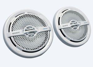 A pair of brand new Sony marine speakers for Sale in Dallas, TX