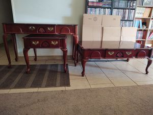 3 piece Living Room Tables for Sale in Mesa, AZ
