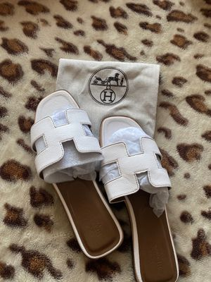H sandal white for Sale in Westminster, CA