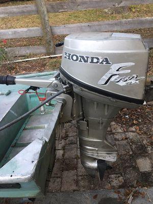 2001 Honda 4stroke 8hp for Sale in Ocklawaha, FL