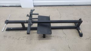 T-bar Row Adjustable Standing Platform - Home Gym - Weights - Exercise Equipment for Sale in Elk Grove Village, IL
