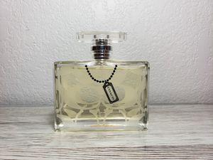 Coach Signature Perfume, 3.4 fl oz for Sale in Visalia, CA
