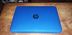 HP Stream 11 blue laptop for Sale in Chesapeake, VA
