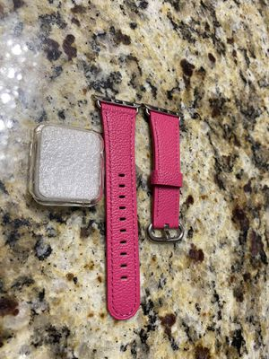 Apple Watch band and case 38mm for Sale in Nashville, TN