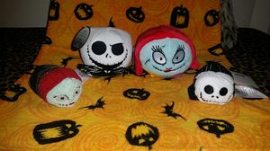 The Nightmare Before Christmas Collectable Fluffballs & Tsum Tsum's. for Sale in Round Rock, TX