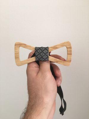 "Wooden bow tie (unisex) ""set of 3"" for Sale in Atlanta, GA"