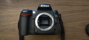 Nikon D90 + Extras (battery, flash, camera bag, ND filters) for Sale in Collegeville, PA