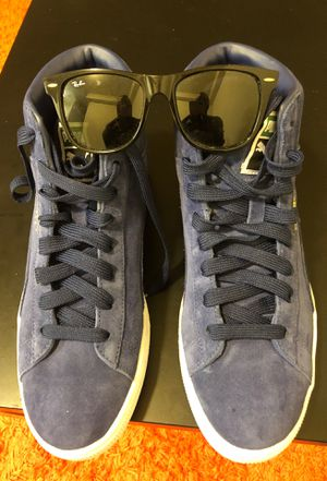 Puma sneakers and original ray ban sun glass for Sale in Hyattsville, MD